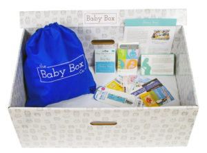 Finnish Baby Boxes: Scandinavian Tradition To Be Gifted to Expectant Mothers at Ashland Birth Center